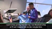 'It's a dream' - Rodri signs for Manchester City