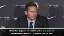 """Chelsea - Lampard : """"J'ai toujours aimé les défis"""""""