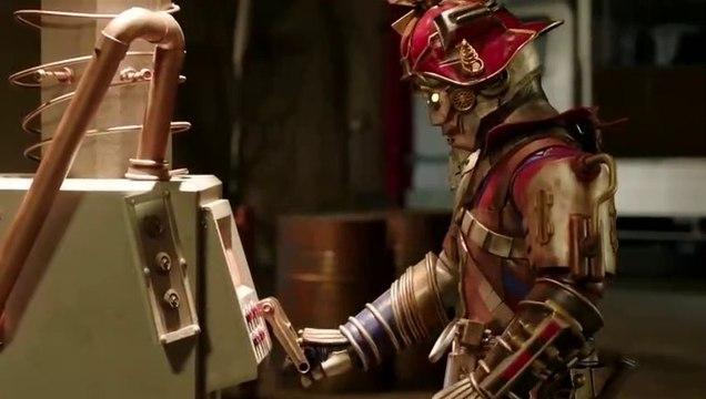 Power Rangers Beast Morphers Se1Ep8 The Cybergate Opens
