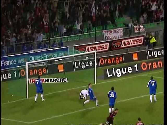 29/10/05 : Alexander Frei (57') : Rennes - Metz (2-1)