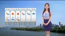 [날씨] 서울 첫 폭염 경보…주말도 폭염 기승