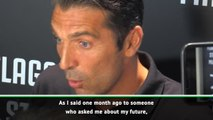 I returned to Juve to play with my brothers - Buffon