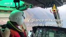 Italie: le Stromboli surveillé après son éruption spectaculaire
