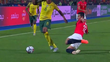 Egypt vs South Africa 0-1 Highlights & Goals (06/07/2019)