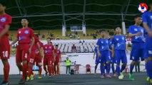 U17 Becamex Bình Dương chia điểm Sanvinest Khánh Hòa trong trận cầu 6 bàn thắng   VFF Channel