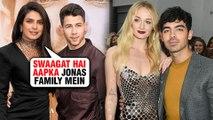 Priyanka Chopra WELCOMES Sister Sophie Turner In Jonas Family