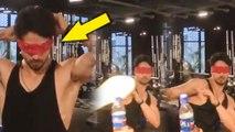 Tiger Shroff's BLINDFOLDED #BottleCapChallenge With Akshay Kumar, Jason Statham