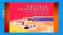 About For Books  Dental Materials  Clinical Applications for Dental Assistants and Dental
