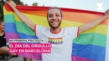 Mi primera protesta: Celebrando el Orgullo Gay en Barcelona