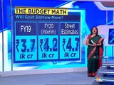 Budget 2019: The 3 key numbers and questions to watch out for