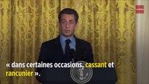 La réponse cinglante de Fillon à Sarkozy