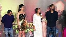 Trailer Launch Of Kangna Ranaut & Rajkumar Yadav's Film 'Judgemental Hai Kya'