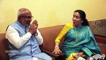 PC With Asha Bhosle To Announce Awards 'Swami Ratna, Swami Bhushan, Swami Sevak'