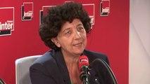 """Frédérique Vidal : """"Parcoursup a vocation à évoluer et à s'améliorer d'année en année"""""""""""