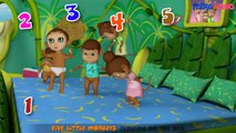 5 Little Monkeys Jumping on the Bed ,  Nursery Rhyme & Monkey Song ,  3D Animation Video ,  3D Rhymes ,  Kids Nursery Rhymes ,  Kids Videos Songs ,  Kids Songs ,  Baby Songs ,  Dailymotion Kids Video ,  Kids TV ,  English Nursery Rhymes ,  HD Nursery Rhymes