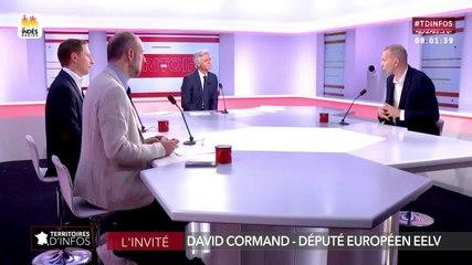 David Cormand - Public Sénat vendredi 5 juillet 2019