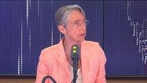 """""""Globalement, les prix des TGV baissent depuis plusieurs années"""", assure la ministre des Transports, Elisabeth Borne."""