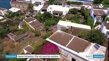 Stromboli : après l'éruption, l'île est sous les cendres