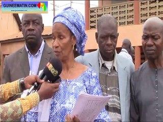 Labé : ce qui s'est passé à la cérémonie officielle de lancement des examens nationaux