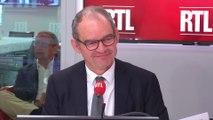 """SNCF : """"Je suis candidat"""" à la succession de Guillaume Pepy, annonce Patrick Jeantet sur RTL"""