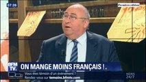 Pour la première fois depuis 1945, la France a importé plus de produits agroalimentaires à l'Europe qu'elle n'en a vendus