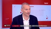 « On a retiré une part de sa souveraineté à l'assemblée européenne » affirme David Cormand