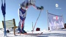 Reportage -  Ski : Les Bleues s'affûtent au Glacier des 2 Alpes !