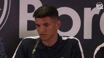 """Raoul Bellanova : """"Je suis un arrière qui peut pratiquer une défense à 5"""""""