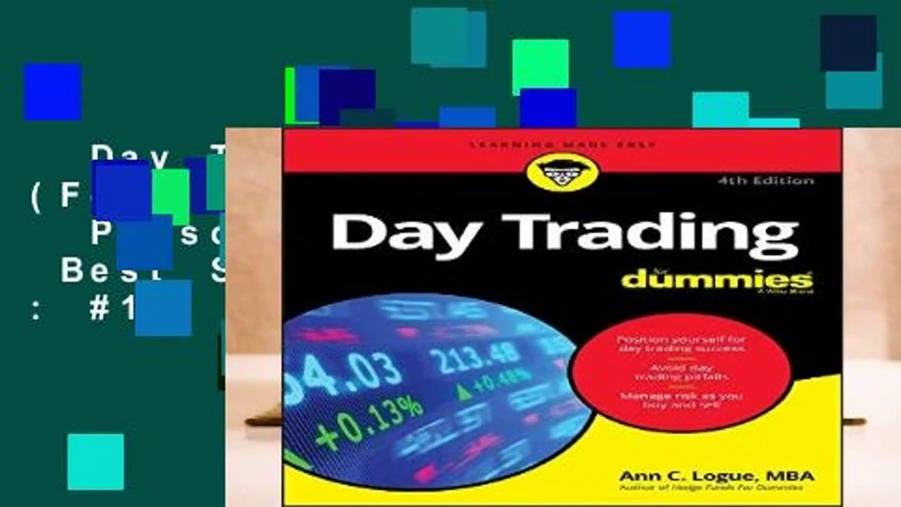 Day Trading For Dummies (For Dummies (Business   Personal Finance))  Best Sellers Rank : #1