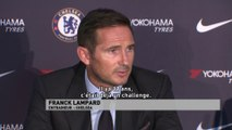 """Lampard : """"J'ai travaillé très dur pour réussir ici en tant que joueur"""""""