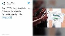 Bac 2019 : Dans l'académie de Lille, des candidats disent avoir pu consulter leurs résultats… hier soir
