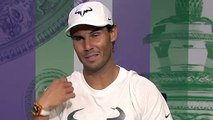 "Wimbledon 2019 - Rafael Nadal defeated Nick Kyrgios: ""It was only a second round"""