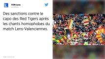 Ligue 2 : Un supporter du RC Lens condamné par la LFP pour chants homophobes