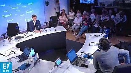 Aurélien Pradié - Europe 1 vendredi 5 juillet 2019