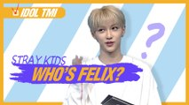 [Pops in Seoul] What is Felix(필릭스,StrayKids)'s TMI?
