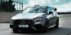 VÍDEO: Mercedes-AMG A 45 2019, todos los detalles de la bestia