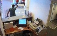 Bayrampaşa'daki bankada dehşet anları! Bir gün sonra yakalandı