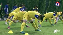 Đội tuyển nữ Việt Nam tích cực tập luyện chuẩn bị cho giải vô địch Đông Nam Á | VFF Channel