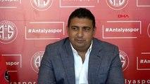 SPOR Antalyaspor Harun ve Ufuk ile sözleşme imzaladı