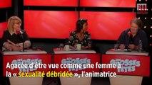 Karine Le Marchand répond aux phallocrates
