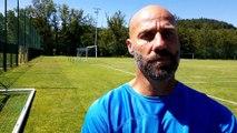 Football :  Xavier Collin, l'entraîneur d'Epinal, livre ses premiers mots sur la saison qui se profile