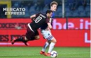 Mercato Express : Andersen proche de l'OL, Milan vise Bennacer