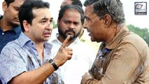 Maharashtra MLA Nitesh Rane Taken Into Custody For Pouring Mud On Engineer