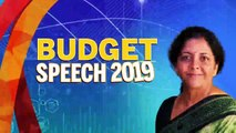Budget 2019: FM Nirmala Sitharaman's Full Speech