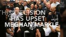 This Decision About Archie's Baptism Upset Meghan Markle