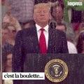 La boulette de Trump au défilé du 4 juillet