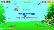 Kidzone - Wriggly Worm (Sing Along Backing Track)