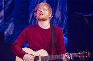 Ed Sheeran veut construire une cuisine extérieure