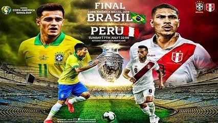 Abdul Hadi Mohamed Fares |  Final da Copa América 2019