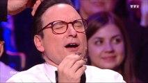 DALS S08 - Jean-Marc Généreux avale des scorpions # beurk